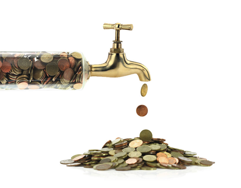 Image result for water money