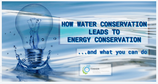 How Water Conservation Leads to Energy Conservation