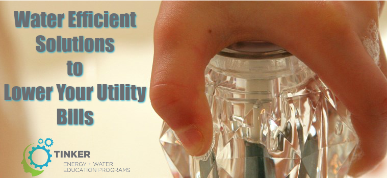 Water Efficient Solutions to Lower Your Utility Bills