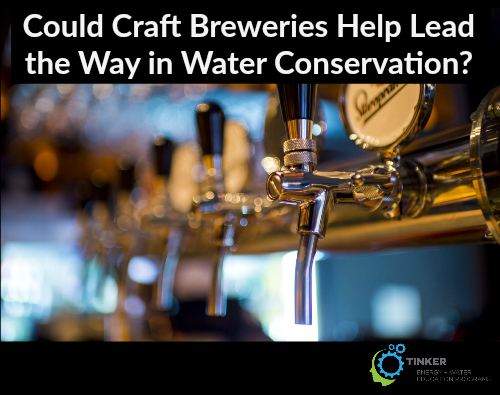Could Craft Breweries Help Lead the Way in Water Conservation?